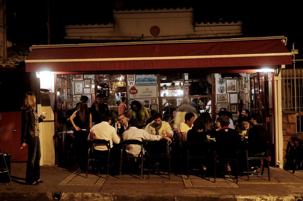São Cristovão Bar © Pablo de Sousa/São Cristovão Bar
