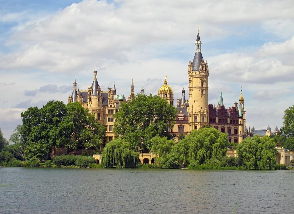 Schwerin Castle | Pixabay
