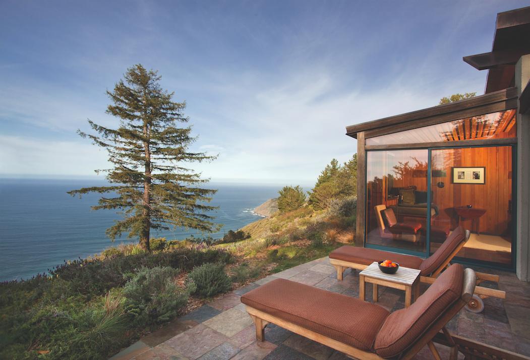 Ocean House Interior | © Kodiak Greenwood/Courtesy of Post Ranch Inn