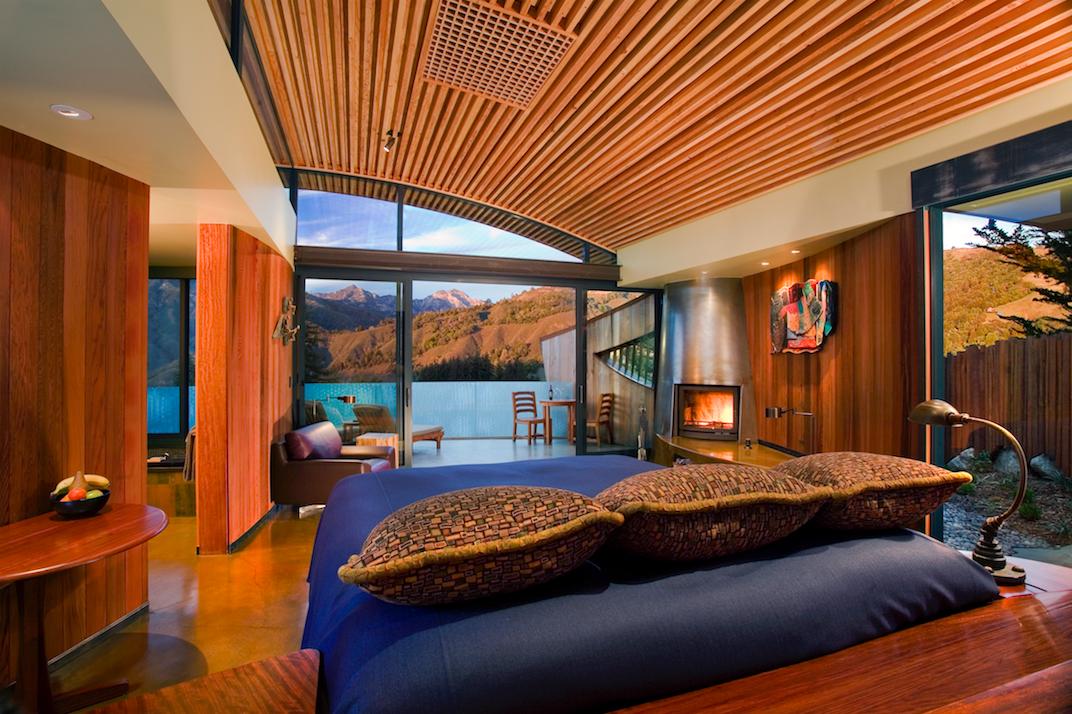 Peak House | © Kodiak Greenwood/Courtesy of Post Ranch Inn
