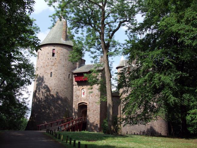 Castell Coch ©Tom Sens/Flickr