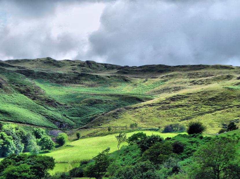 Welsh Hills ©Jamie Taylor/Flickr