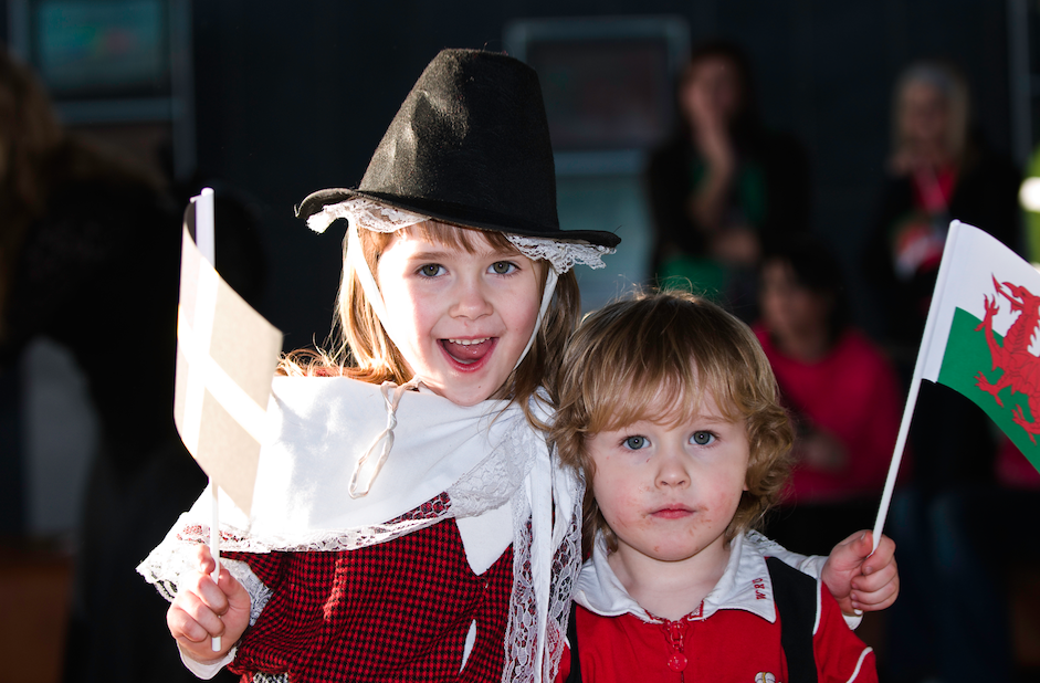 St David's Day Celebrations|©National Assembly for Wales/Flickr