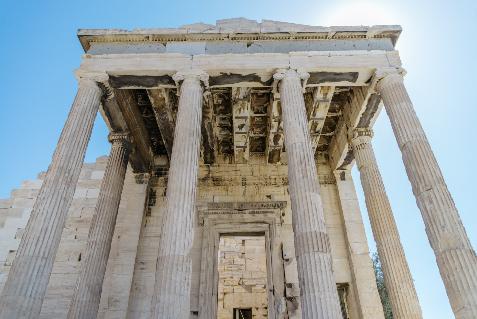 The Most Beautiful Temples in Greece