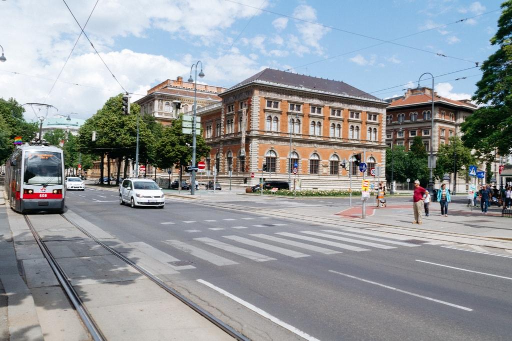 MAK-Vienna Street Art-Vienna-Austria
