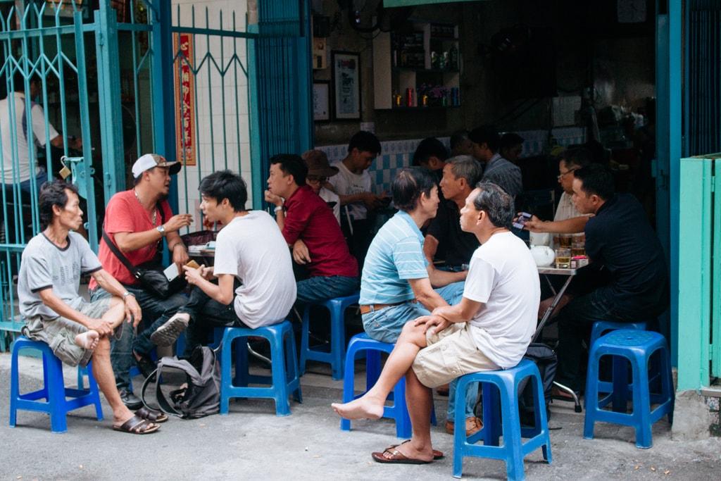 DISTRICT 3-SAIGON-VIETNAM-PAHM