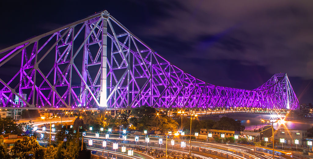 A Brief History Of Howrah Bridge One Of The World S