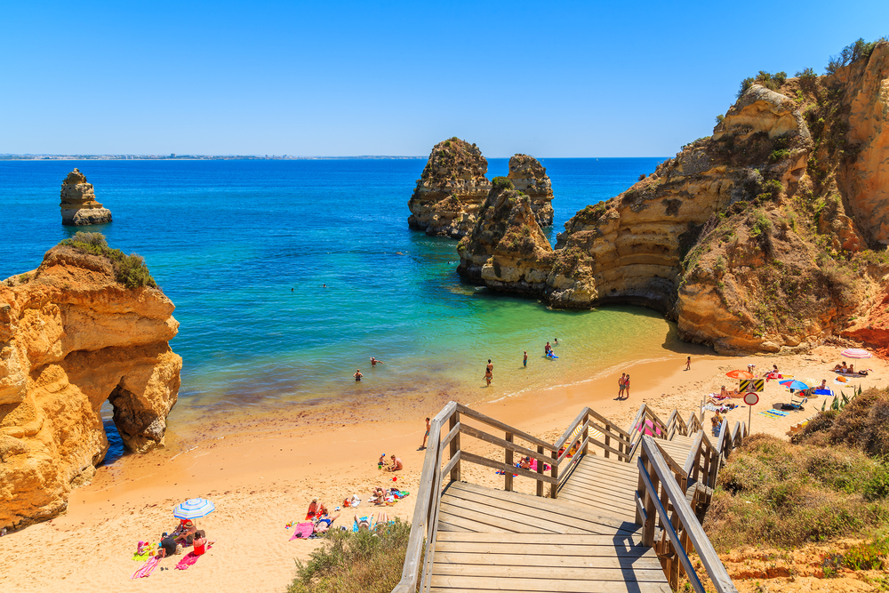 The 15 best destinations to visit in portugal in 2017 for Best beach near la