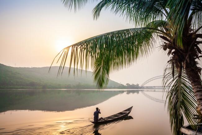 Lake Volta   © Sopotnicki / Shutterstock