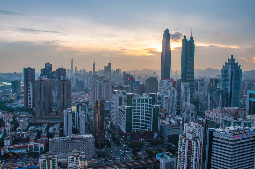 Shenzhen| © HelloRF Zcool/Shutterstock
