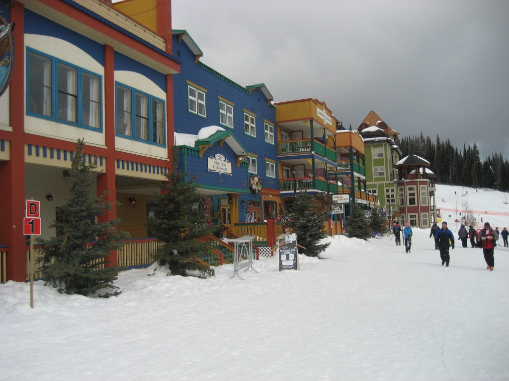 Silverstar Village offers a variety of activities © Chris Davies / Flickr