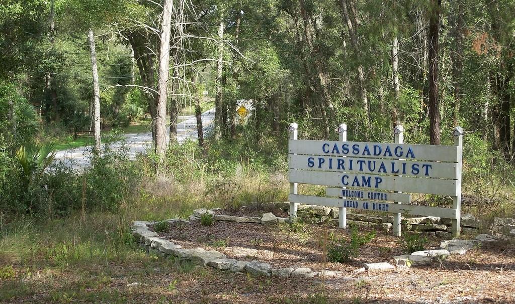 Southern Cassadaga Spiritualist Camp | © Ebyabe
