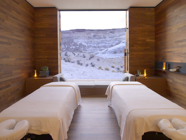 Spa Treatment Room   Courtesy of Aman