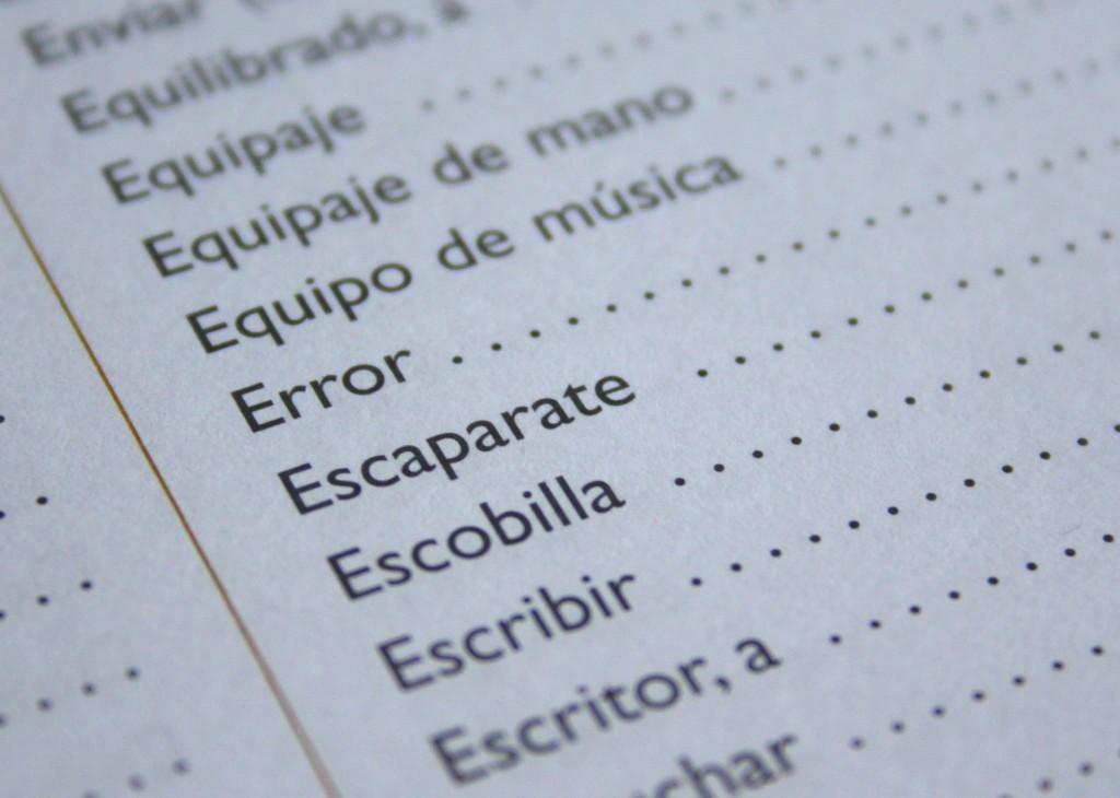 Learn some Spanish   © 777546/pixabay