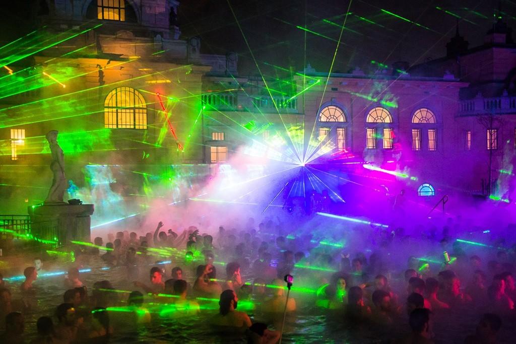Cinetrip Spa Party Budapest