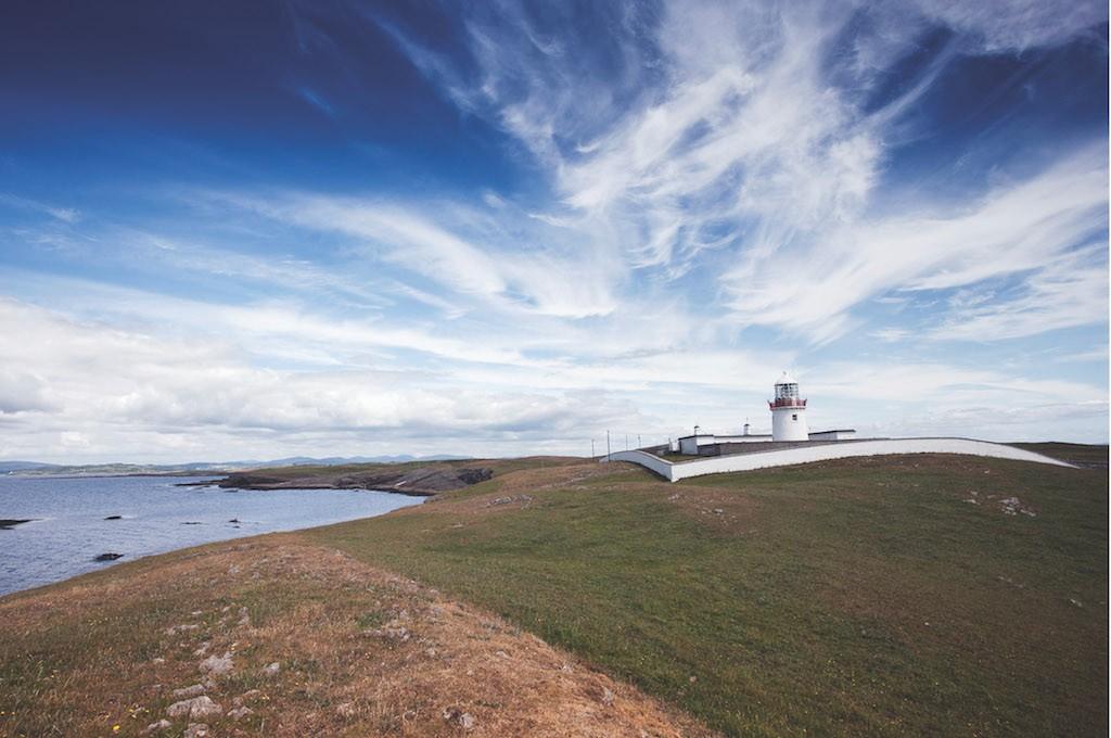 St John'St John's Lighthouse, Donegal © Malcolm McGettigan   Courtesy of Great Lighthouses of Ireland Lighthouse, Donegal © Malcolm McGettigan   Courtesy of Great Lighthouse of Ireland