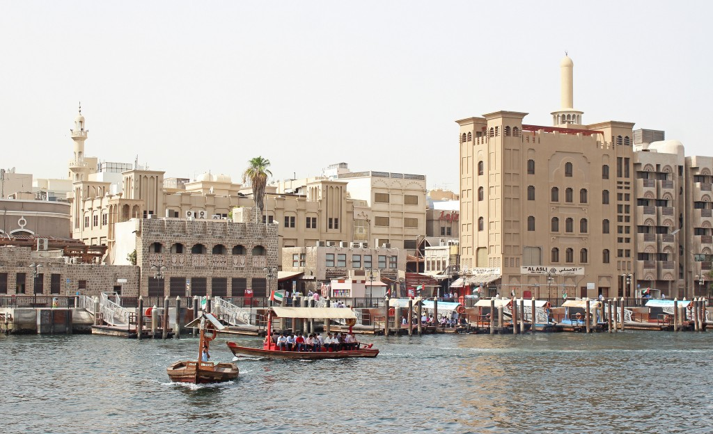 The Dubai Creek | © Stefan Wissenlink / Flickr