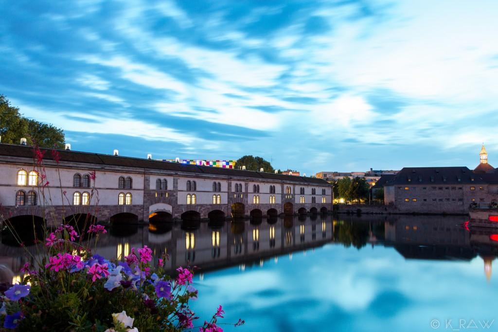 Strasbourg by night, the Barrage the Vauban ©Caroline Alexandre / Flickr