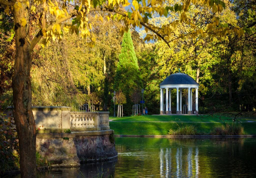 Parc de l'Orangerie in autumn ©Caroline Alexandre / Flickr