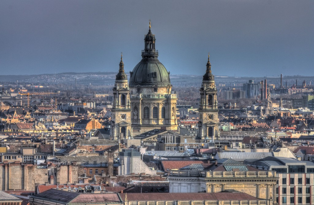St Stephen's Basilica | © Photo Fabs / Flickr cc