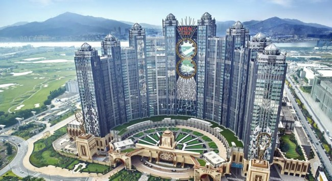 Studio City Macau | Courtesy of Melco Crown