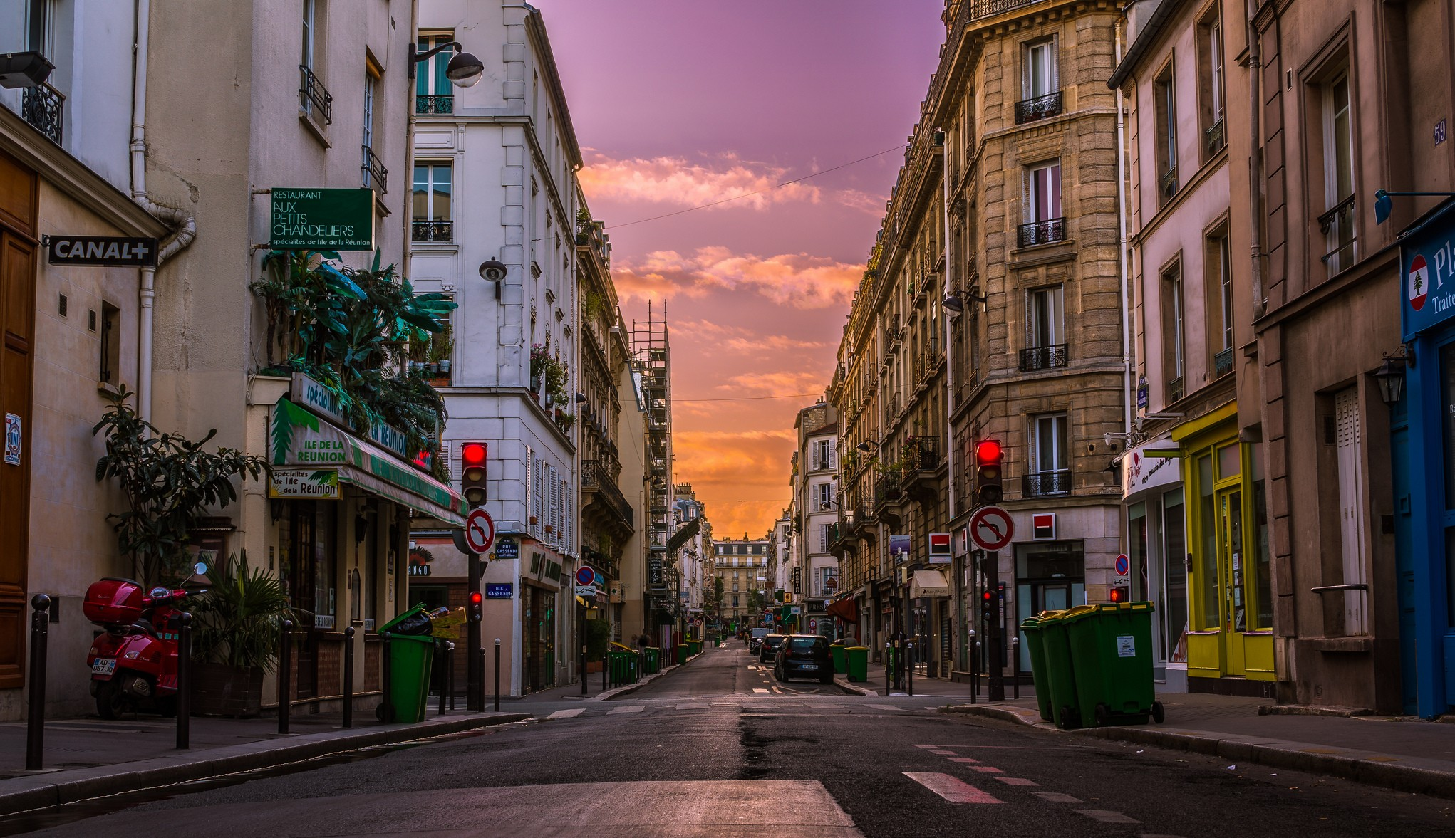 The 10 Coolest Streets in Paris