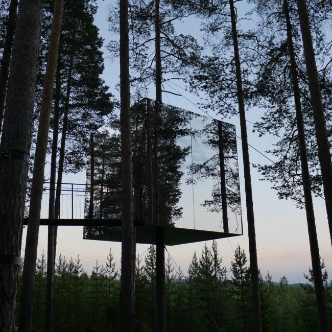 Tree Hotel, Harads, Sweden | ©Detlef Schobert/Flickr