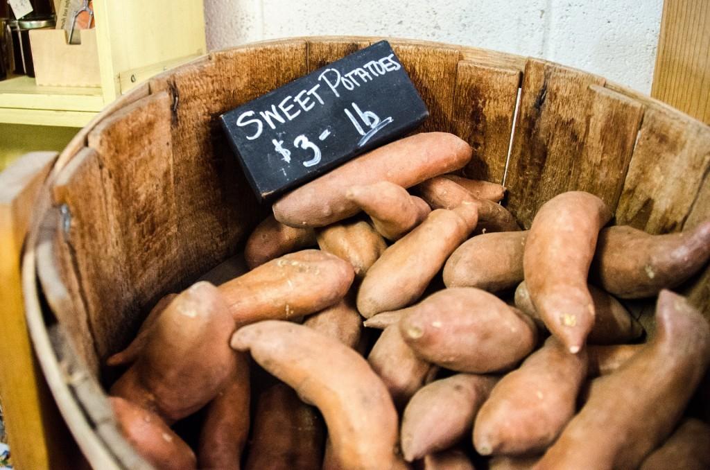 Sweet potatoes   Pixabay
