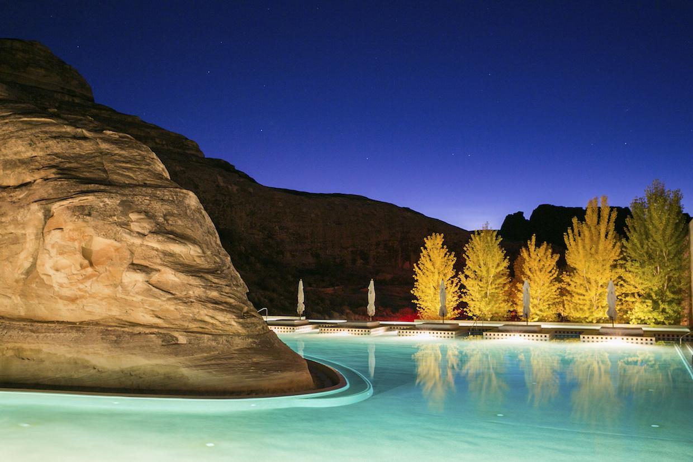 Swimming pool   Courtesy of Aman