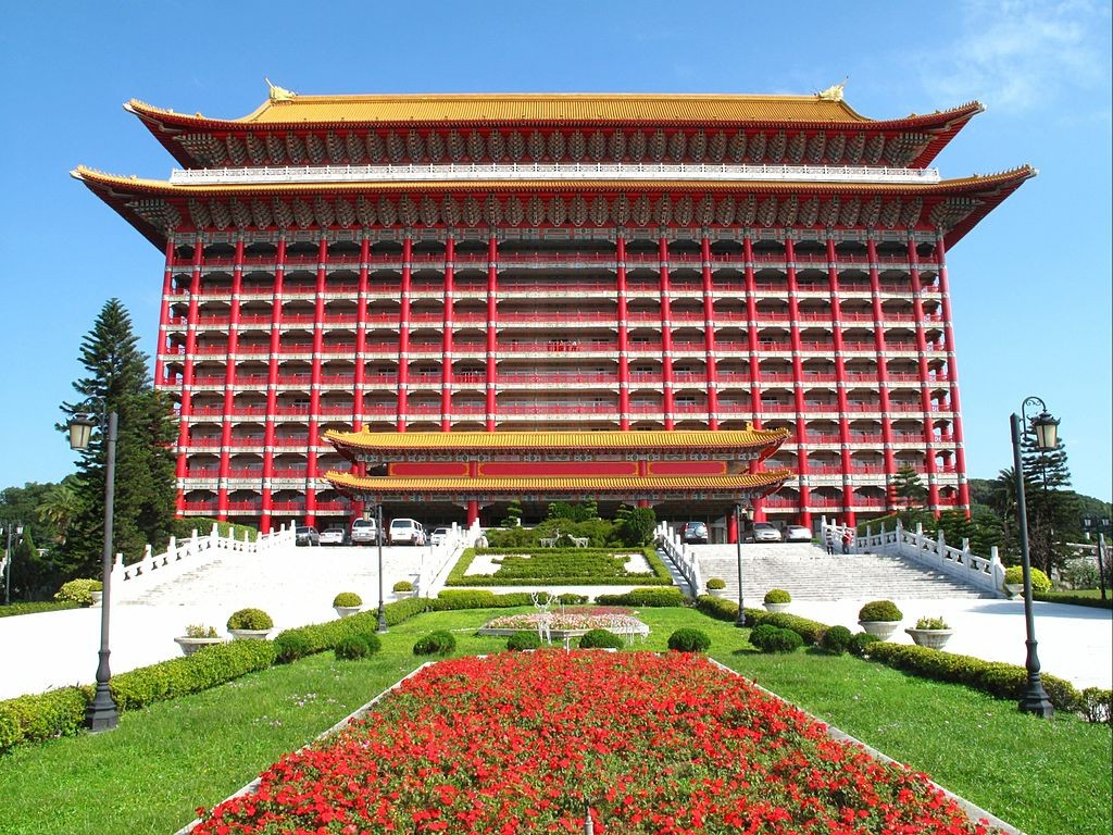 The 10 most unusual things to do in taipei for Grand hotel
