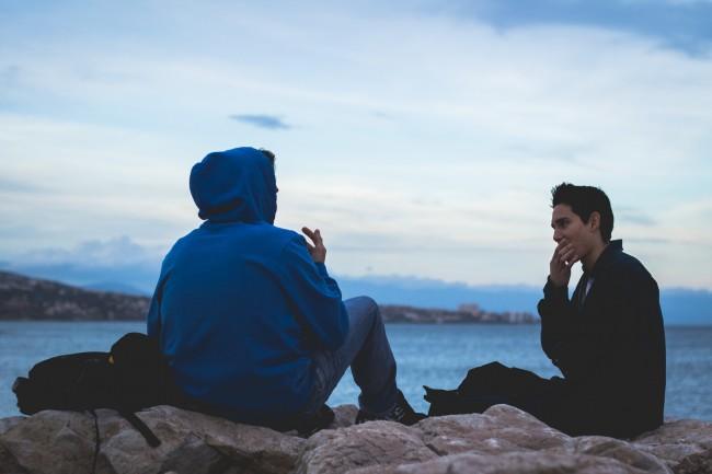 No small talk, please | ©Leo Hidalgo/Flickr