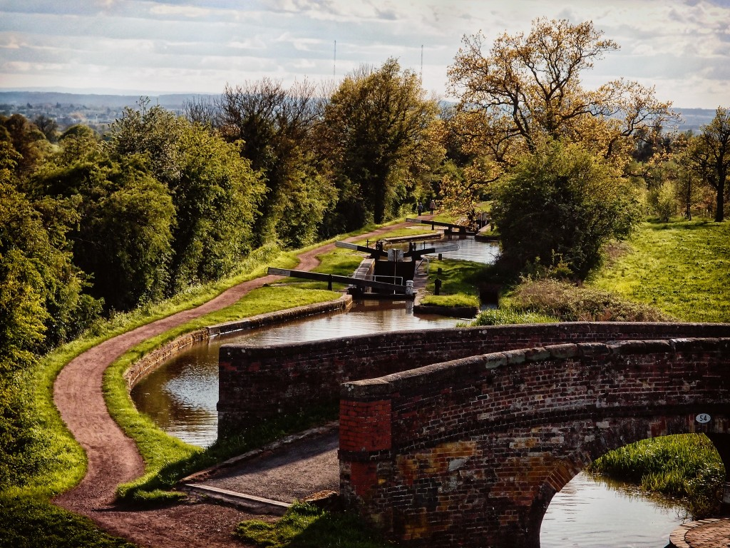 Tardebigge flight