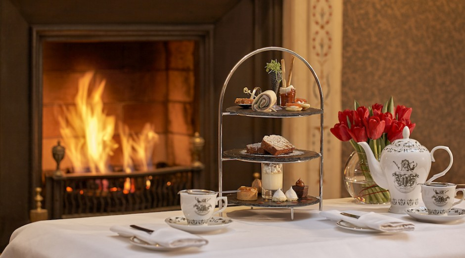 Afternoon tea at The Westin | © Matthew Shaw/Courtesy of The Westin