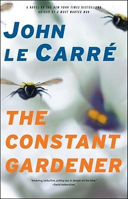 The Constant Gardener by John Le Carre   Courtesy of Hodder & Stoughton