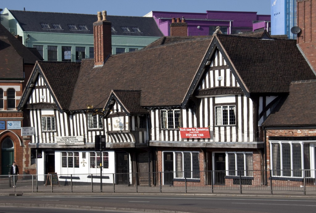 The Old Crown in Digbeth