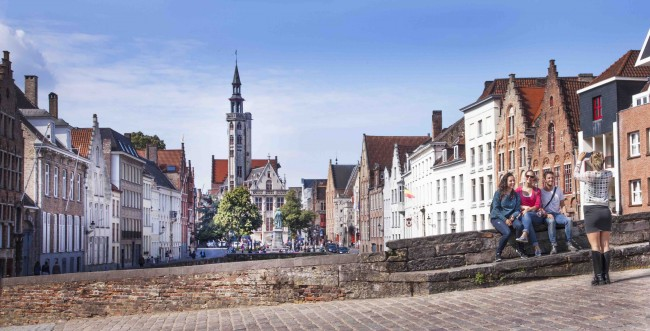 20 must visit attractions in bruges for Dhondt interieur brugge