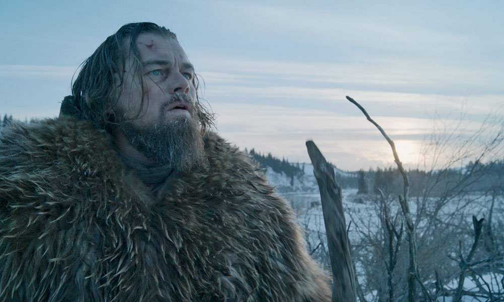 Leonardo DiCaprio in The Revenant © Bago Games / Flickr