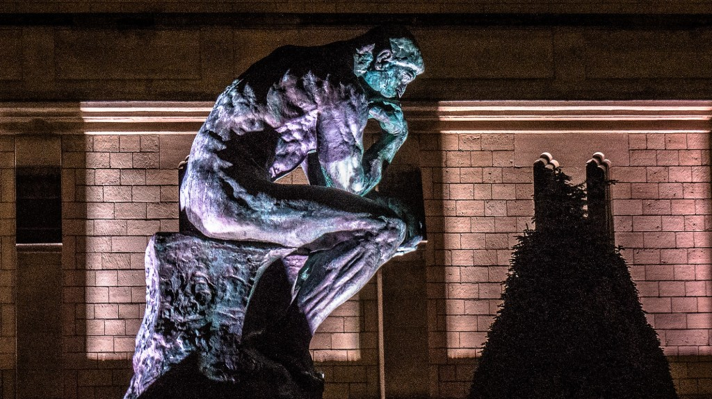 'The Thinker' at the Musée Rodin │© Yann Caradec / Flickr