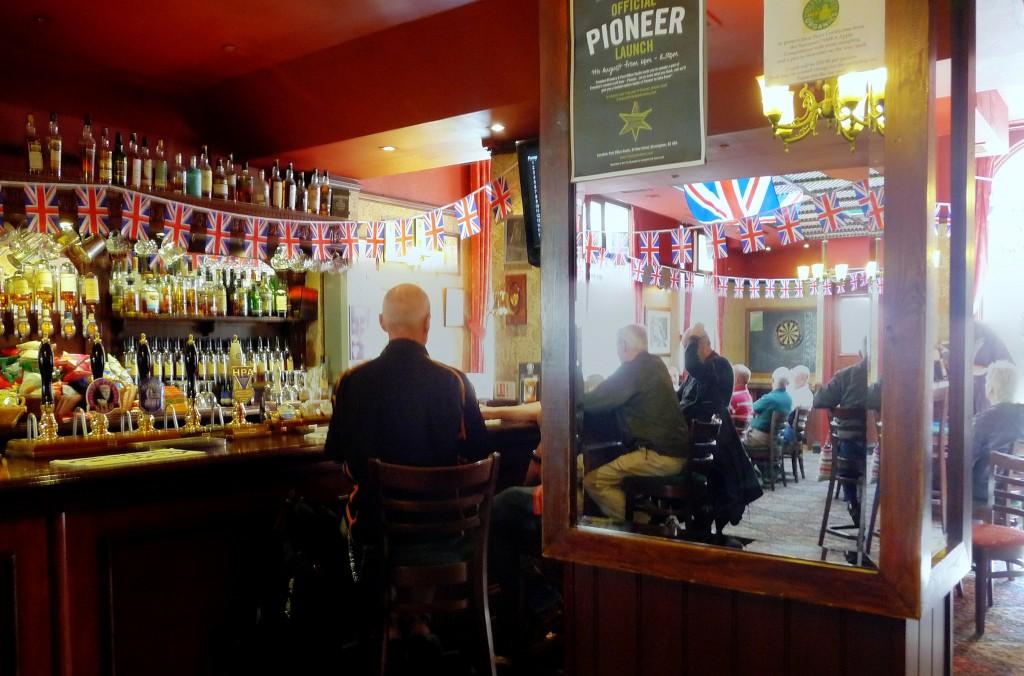 The Wellington pub | © Ian/Flickr