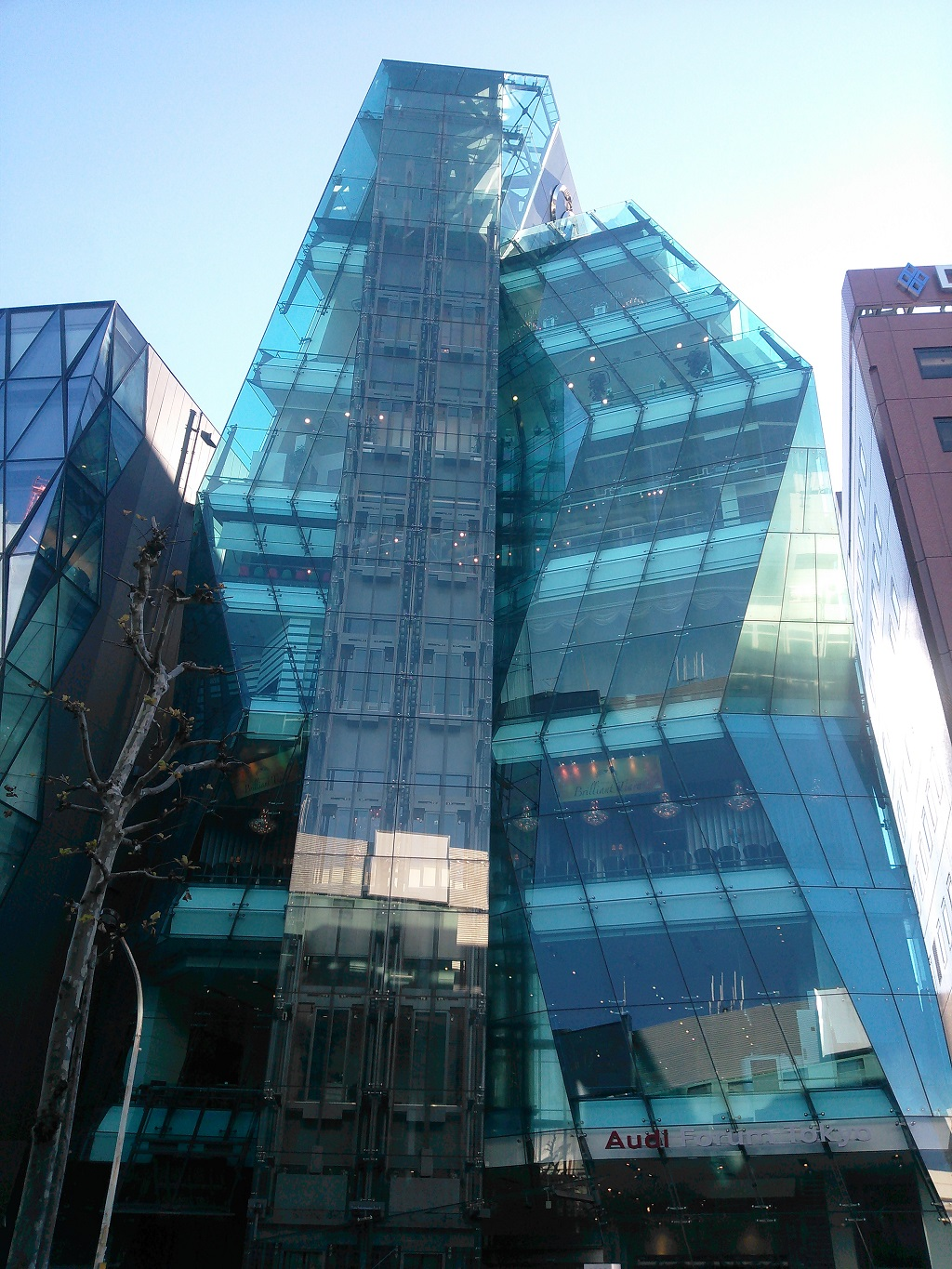 The 10 most impressive buildings in tokyo for Architecture tokyo