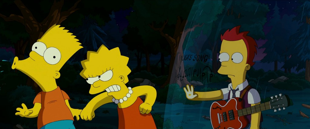 'The Simpsons Movie'   Courtesy of 20th Century Fox