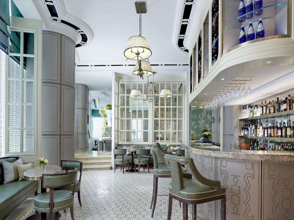 Gradini Ristorante E Bar | Courtesy of the Pottinger