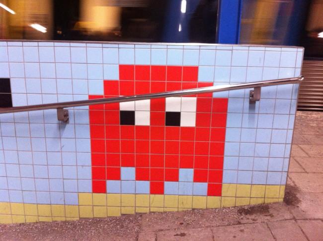 Pacman - Thorildsplan | ©Per-Olof Forsberg/Flickr