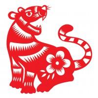 Tiger Zodiac | © Chonnanit/Shutterstock