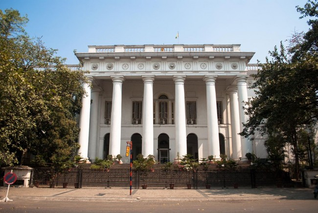 Kolkata Town Hall | © Sujay25 / WikiCommons
