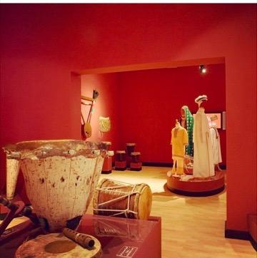 The Traditional Arts Corner- Bait Al Baranda Museum | © Property of Bait Al Baranda Museum Muscat