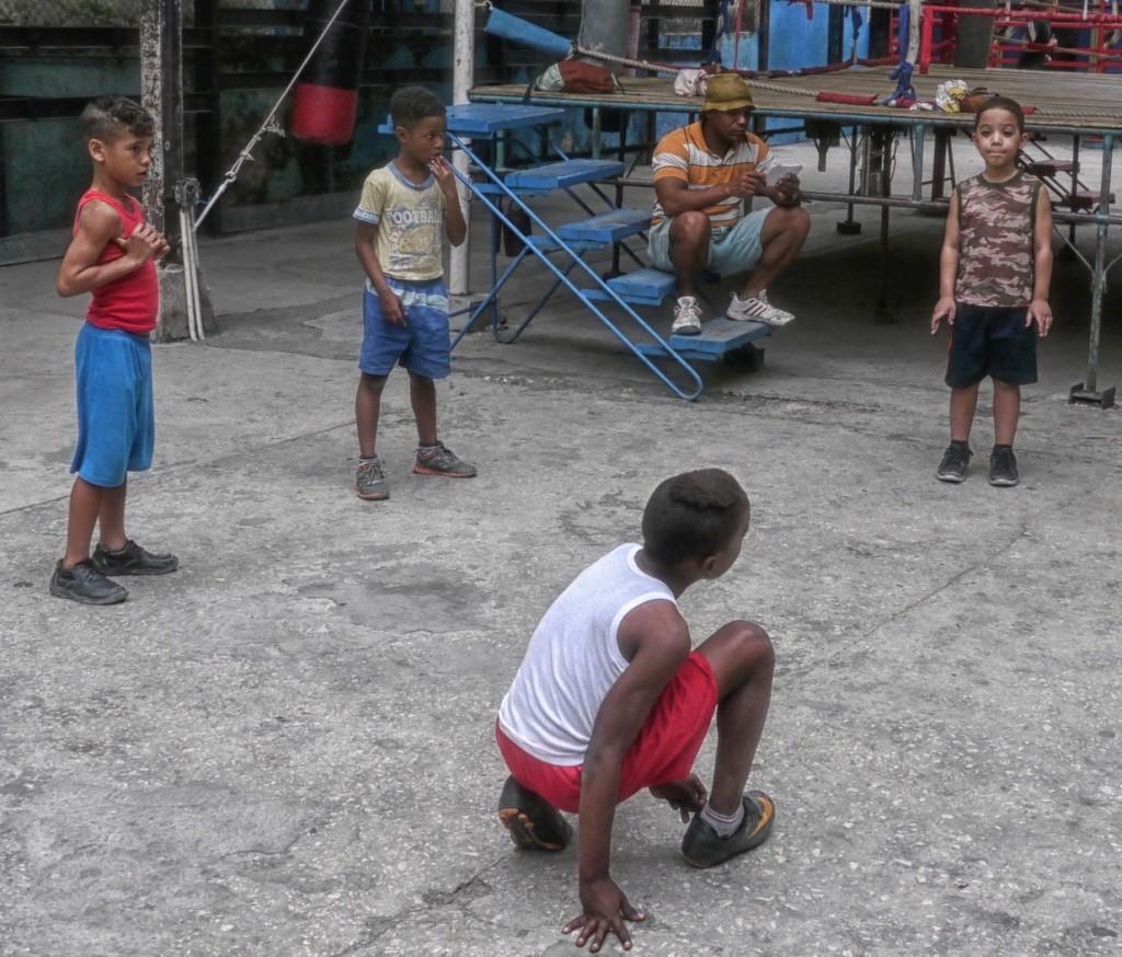The Rafael Trejo Boxing Gym | © Lynn Cianfarani