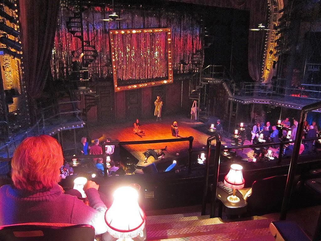 Cabaret at Studio 54   © Alan White / Flickr