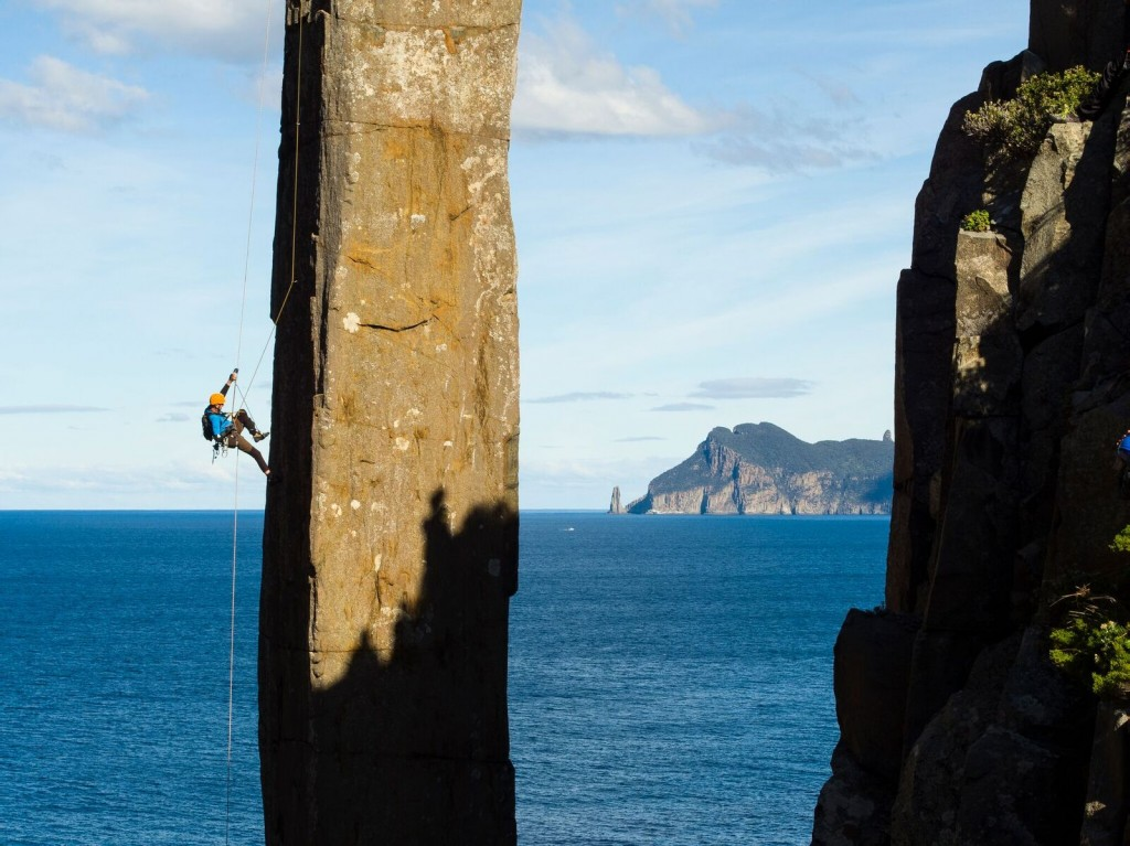 Doing it Scared | © Matthew Newton / Courtesy Of Banff Mountain Film Festival