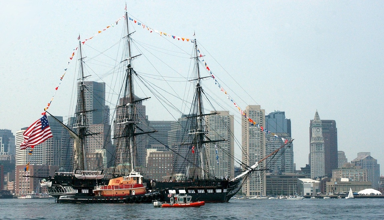 20 Must Visit Attractions In Boston Parts Of A Tall Ship For Pinterest